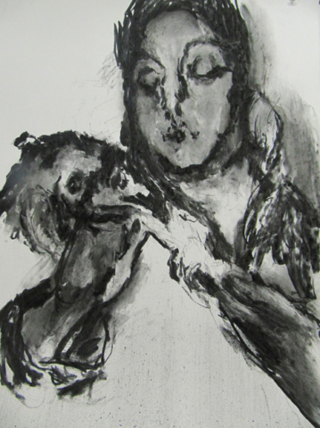 After el Greco by Sheena Vallely