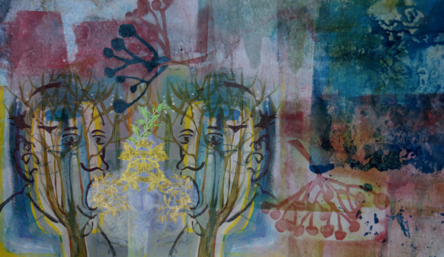Dialogue by Sheena Vallely