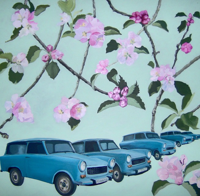Have you Heard of the Thirty-seven Trabants in the Derbyshire Orchard by Sheena Vallely