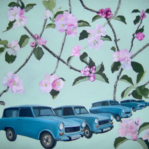 Have you Heard of the Thirty-seven Trabants in the Derbyshire Orchard